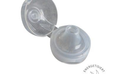 Trinkflaschen-Verschluss: Flip Flop